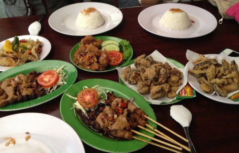 makanan khas yogyakarta jejamuran resto